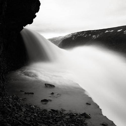 Golden Falls II - Iceland, 2006